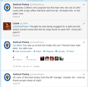 Solihull Police on Twitter